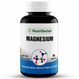 NutriFactor – Magnesium 500mg