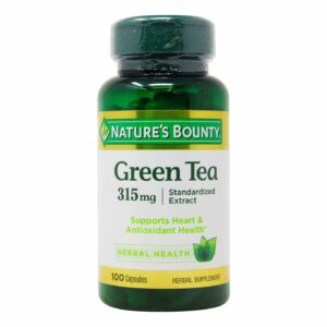 Nature's Bounty Green Tea Extract - 315 mg - 100 Capsules