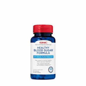 GNC Healthy Blood Sugar Formula with Reducose