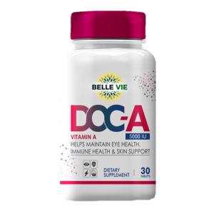 Belle Vie DOC-A (Vitamin A)