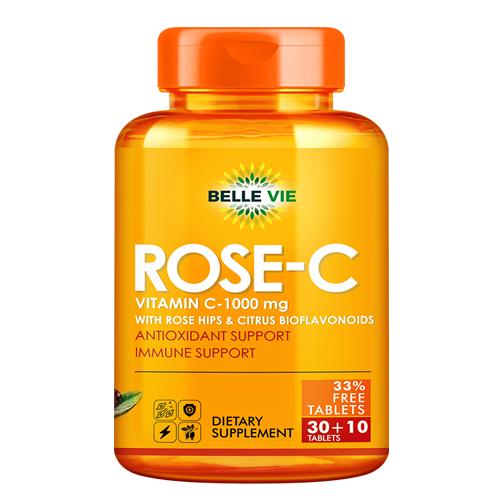 Belle Vie Rose-C (Vitamin C)