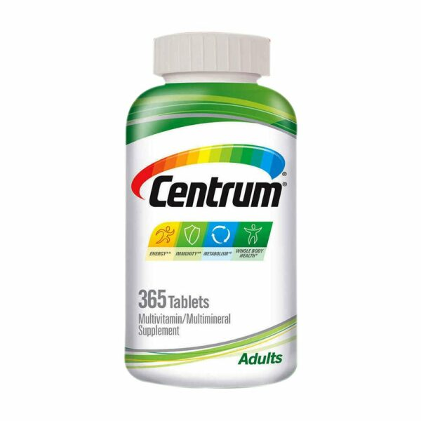 Centrum Multivitamin for Adults 365 Tablets