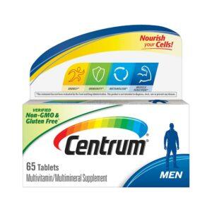 Centrum Men Complete Multivitamin 65 Tablet