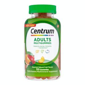 Centrum Multigummies Adults vitamins