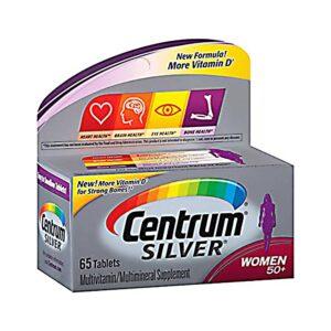 Centrum Silver Women 50+ Complete Multivitamin 65CT