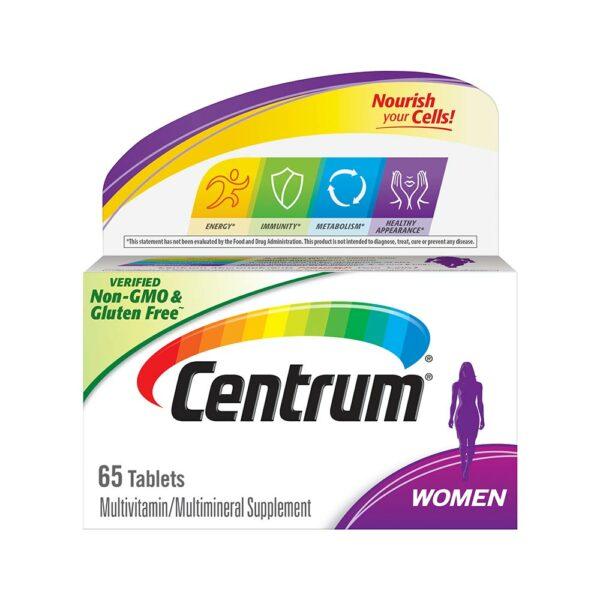 Women Complete Multivitamin 65 Tablets
