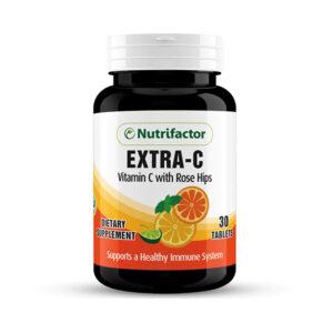 Nutrifactor Extra-C 30 Ct