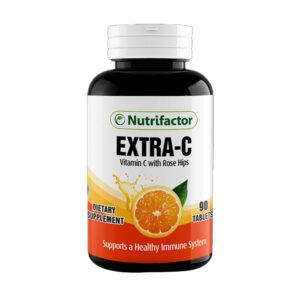 Nutrifactor Extra-C 90 Ct