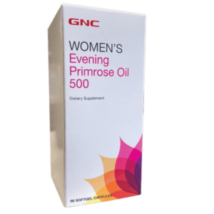 GNC Evening Primrose Oil 500mg 90Ct