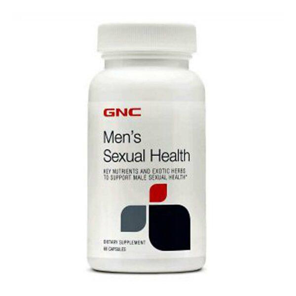 GNC Men's Sexual Health 60 Caplets