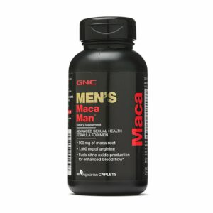 GNC Men's Maca Man 60 Caplets
