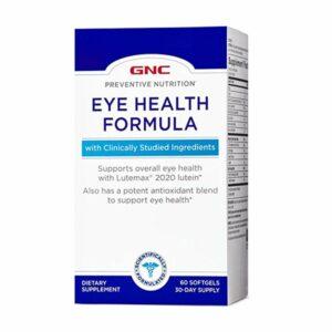 GNC Preventive Nutrition Eye Health 60 softgels