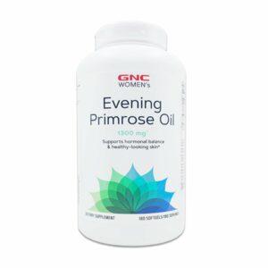 GNC Women's Evening Primrose Oil 1300mg 180CT