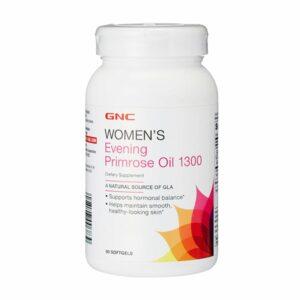 GNC Women's Evening Primrose Oil 1300mg 90CT