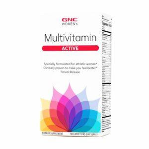 GNC Women's Multivitamin Active 90CT