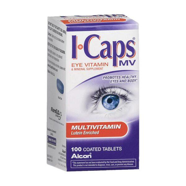 Alcon ICaps Eye Multivitamin 100CT