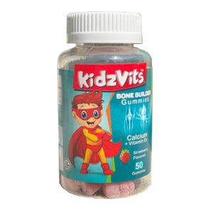 KidzVits Bone Builder 50 Gummies