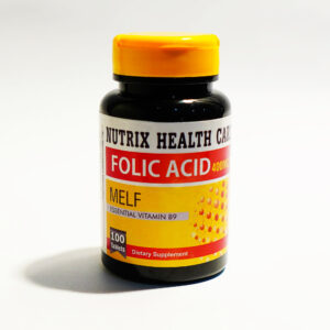 Nutrix Melf Folic Acid 400MCG 100 Tablets