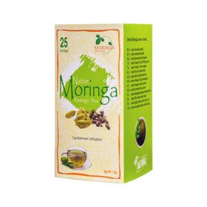 Moringa Cardamom Tea