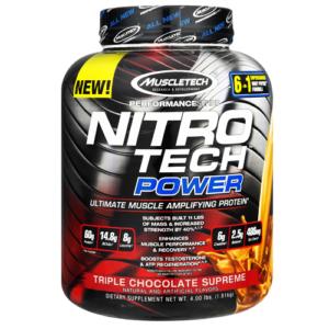 MuscleTech NitroTech Power (4 lbs)