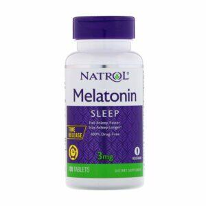 Natrol Melatonin Sleep 3mg 100CT