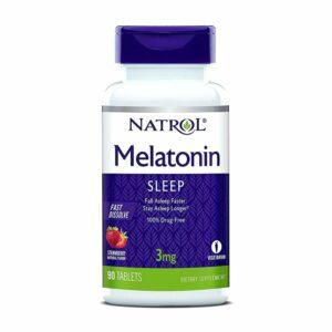 Natrol Melatonin Sleep 3mg 90CT