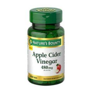 Nature's Bounty Apple Cider Vinegar 200 Tablets