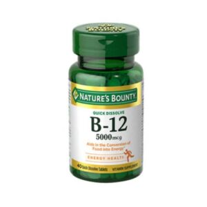 Nature's_Bounty_B12-vitamins-house