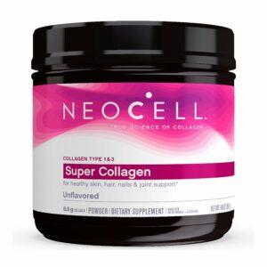 NeoCell Super Collagen Unflavored Powder, 14 oz
