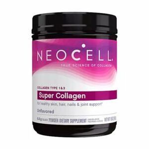 NeoCell Super Collagen Unflavored Powder, 19 oz