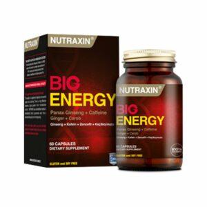 Nutraxin Big Energy 100 Tablets
