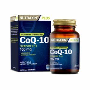 Nutraxin CoQ10 100mg, 30 Tablets