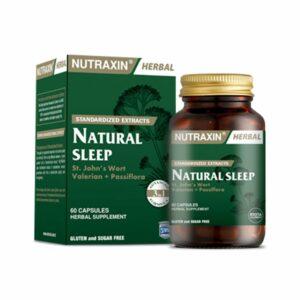 Nutraxin Naturel Sleep 60 Capsules