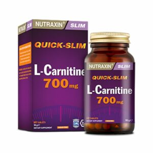 Nutraxin Quick-Slim L-Carnitine 700mg 60 Tablets