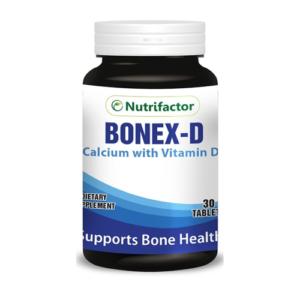 Nutrifactor Bonex-D (30 Tablets)