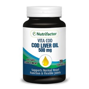 Nutrifactor Vita Cod (Cod Liver Oil)