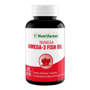 Nutrifactor Numega (Omega-3 Fish Oil)