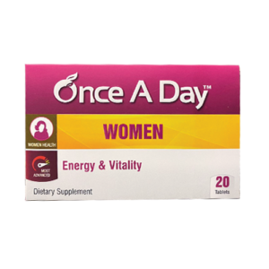 Once A Day Women Multivitamin - CCL