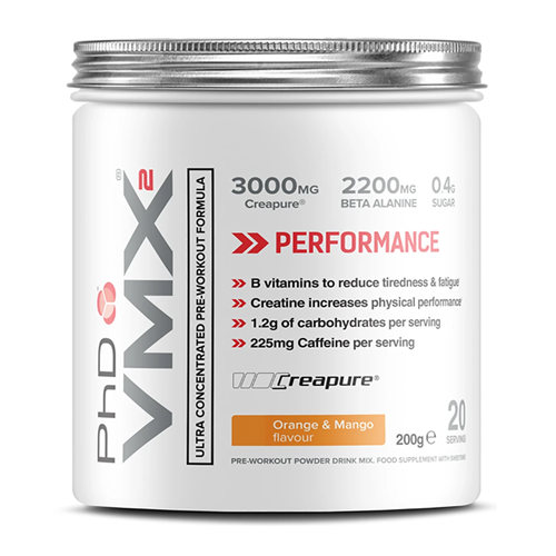 PHD Creatine Monohydrate 250GM | 50 Servings