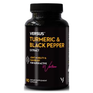 Versus Turmeric & Black Pepper
