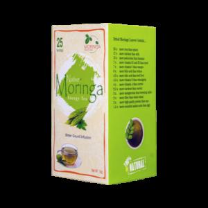 Moringa Bitter Gourd Green Tea