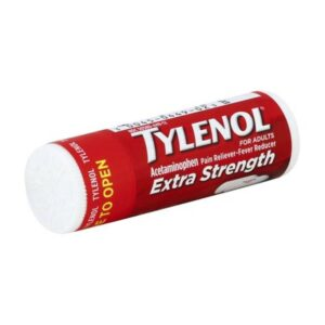 TYLENOL Extra Strength 500MG 10CT