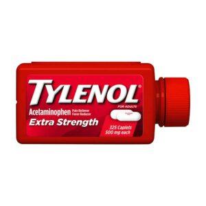 Tylenol Extra Strength 325CT 500mg