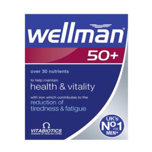 Vitabiotics-Wellman-50-Vitamins-house
