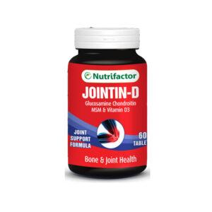Nutrifactor Jointin-D (60 Tablets)