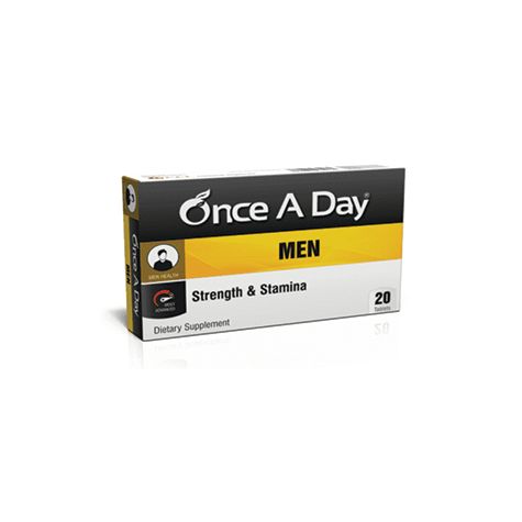 Once A Day Men Multivitamin - CCL