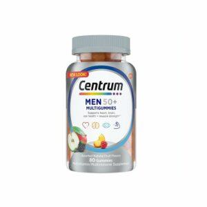 Centrum-MultiGummies-Men-50-80-Gummies